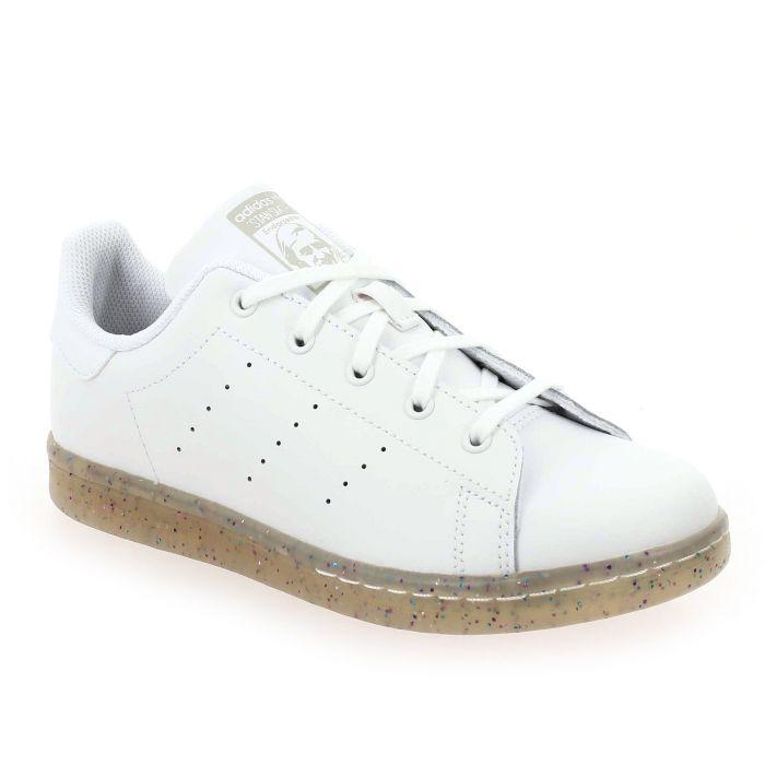 Chaussures Adidas Originals STAN SMITH C PAILLETTE Blanc pour ...