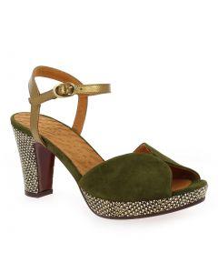 ELODEA Vert 6474801 pour Femme vendues par JEF Chaussures