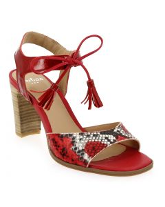 11076 Rouge 5838701 pour Femme vendues par JEF Chaussures