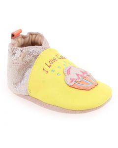 SWEET CAKE Jaune 6417001 pour Bébé fille, Enfant fille vendues par JEF Chaussures