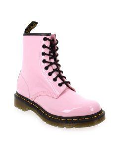 1460 VERNIS Rose 1786602 pour Femme vendues par JEF Chaussures