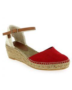 80 Rouge 5834904 pour Femme vendues par JEF Chaussures