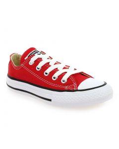 ALL STAR OX ENF Rouge 3707007 pour Enfant fille, Enfant garçon vendues par JEF Chaussures