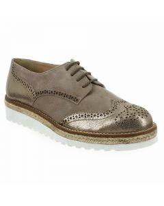 CLELIA  CORDE Beige 5606001 pour Femme vendues par JEF Chaussures