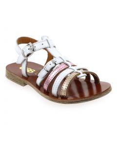 BANGKOK Blanc 5788704 pour Enfant fille vendues par JEF Chaussures