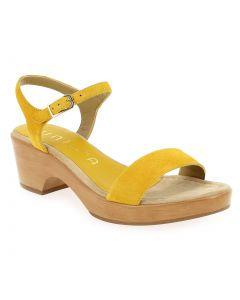 IRITA Jaune 5247808 pour Femme vendues par JEF Chaussures