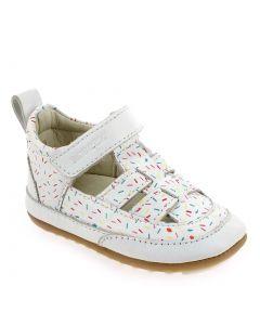 MINIZE Blanc 6416201 pour Bébé fille, Enfant fille vendues par JEF Chaussures