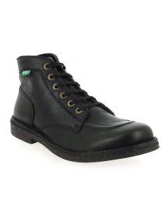 KICKSTONER Noir 6307101 pour Homme vendues par JEF Chaussures
