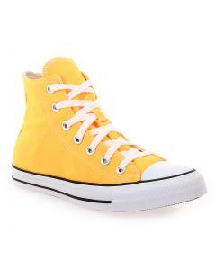 CHUCK TAYLOR ALL STAR HI SEASONNAL Jaune 6200704 pour Femme vendues par JEF Chaussures