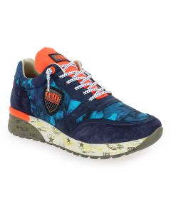 C1251 Bleu 6478003 pour Homme vendues par JEF Chaussures