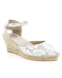 CORFU Blanc 5845101 pour Femme vendues par JEF Chaussures