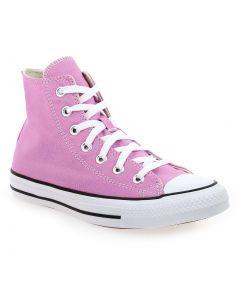 CHUCK TAYLOR ALL STAR HI SEASONNAL Rose 6200702 pour Femme vendues par JEF Chaussures