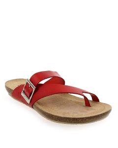 IBIZA 013 Rouge 4392002 pour Femme vendues par JEF Chaussures