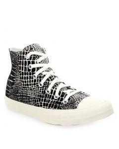 CHUCK TAYLOR ALL STAR CROC PRINT HI Blanc 6409701 pour Femme vendues par JEF Chaussures