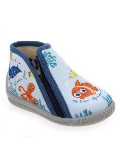 PILAR Bleu 6428401 pour Enfant garçon, Bébé garçon vendues par JEF Chaussures