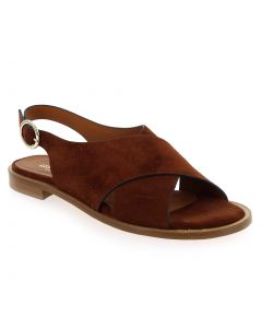 9800 Marron 6289101 pour Femme vendues par JEF Chaussures