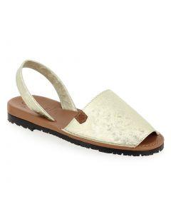 CALIFORNIA Doré 5809801 pour Femme vendues par JEF Chaussures