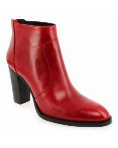 YVON Rouge 5421003 pour Femme vendues par JEF Chaussures