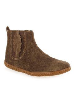 VINCIANE Marron 5330302 pour Enfant fille vendues par JEF Chaussures