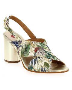 1781 Doré 5829301 pour Femme vendues par JEF Chaussures