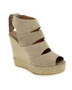 8141 BERTI Beige 5503602 pour Femme vendues par JEF Chaussures