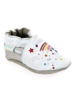 RAINBOW Blanc 5521001 pour Bébé fille, Enfant fille vendues par JEF Chaussures
