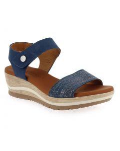 18219 Bleu 6291701 pour Femme vendues par JEF Chaussures