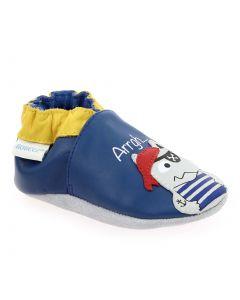 PIRATE WOLF Bleu 6231501 pour Enfant garçon, Bébé garçon vendues par JEF Chaussures