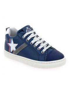 7110 Bleu 6449201 pour Enfant garçon vendues par JEF Chaussures