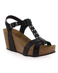 QUADRY ROCK CUIR Noir 5833303 pour Femme vendues par JEF Chaussures