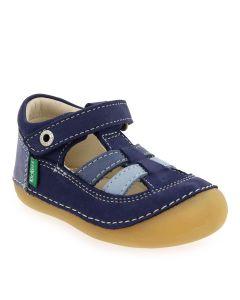 SUSHY TRICOLORE Bleu 6213201 pour Enfant garçon, Bébé garçon vendues par JEF Chaussures