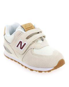 IV574N2 574V1 FTWR Blanc 6414501 pour Enfant fille vendues par JEF Chaussures
