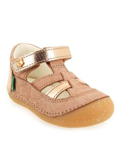 SUSHY ETHNIC Blanc 6421301 pour Bébé fille, Enfant fille vendues par JEF Chaussures