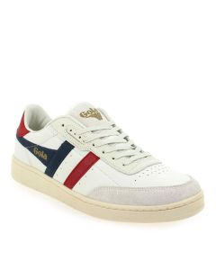 CONTACT LEATHER CMB261 Blanc 6455001 pour Homme vendues par JEF Chaussures