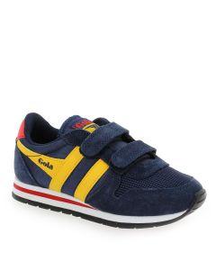 DAYTONA VELCRO CKA159 Bleu 6455101 pour Enfant garcon vendues par JEF Chaussures