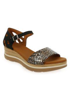 2825 Noir 6477402 pour Femme vendues par JEF Chaussures