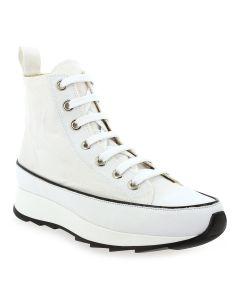 Frasne toile Blanc 6584701 pour Femme vendues par JEF Chaussures