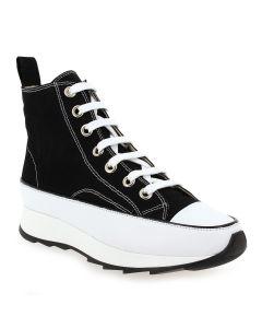Frasne toile Noir 6584702 pour Femme vendues par JEF Chaussures