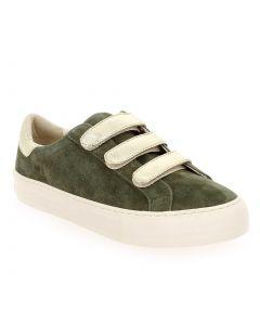 ARCADE STRAPS SUEDE Vert 6246802 pour Femme vendues par JEF Chaussures