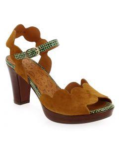 E VELVET Camel 5826801 pour Femme vendues par JEF Chaussures
