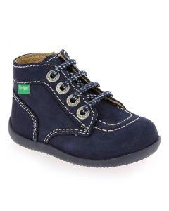 BONZIP 2 Bleu 6215802 pour Enfant garçon, Bébé garçon vendues par JEF Chaussures