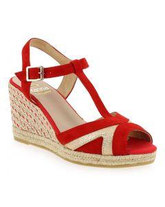8107 SIENA BIS Rouge 6436401 pour Femme vendues par JEF Chaussures