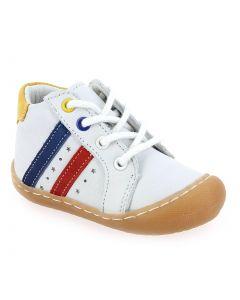 SILVIN Blanc 6431902 pour Enfant garçon, Bébé garçon vendues par JEF Chaussures
