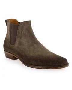 2319 Marron 5837702 pour Homme vendues par JEF Chaussures