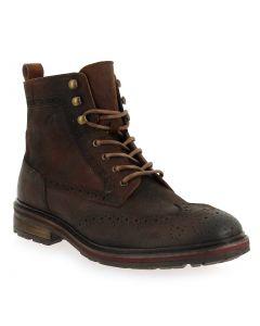F0995 Marron 6393801 pour Homme vendues par JEF Chaussures