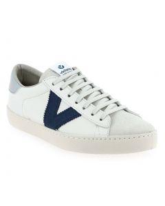 BERLIN PIEL CONTRASTE Blanc 6269703 pour Femme vendues par JEF Chaussures