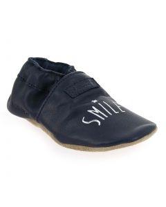 SMILING Bleu 6084301 pour Bébé garçon vendues par JEF Chaussures