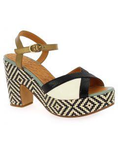 YA JUSLA Noir 6473701 pour Femme vendues par JEF Chaussures