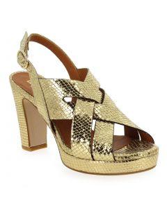 6255 Doré 6486802 pour Femme vendues par JEF Chaussures