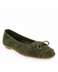 HINDI PEAU Vert 5832406 pour Femme vendues par JEF Chaussures